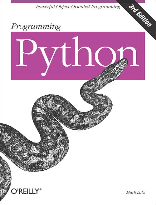 Programming Python, 3rd Edition