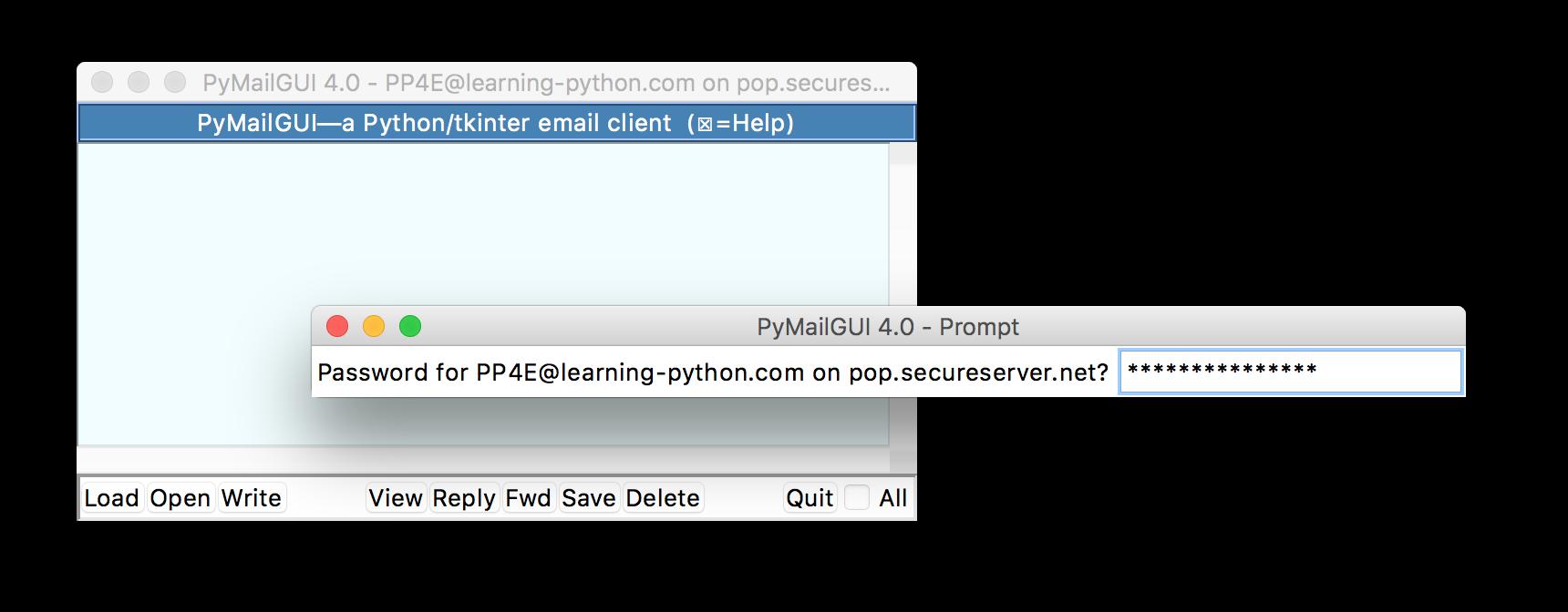 PyMailGUI - User Guide