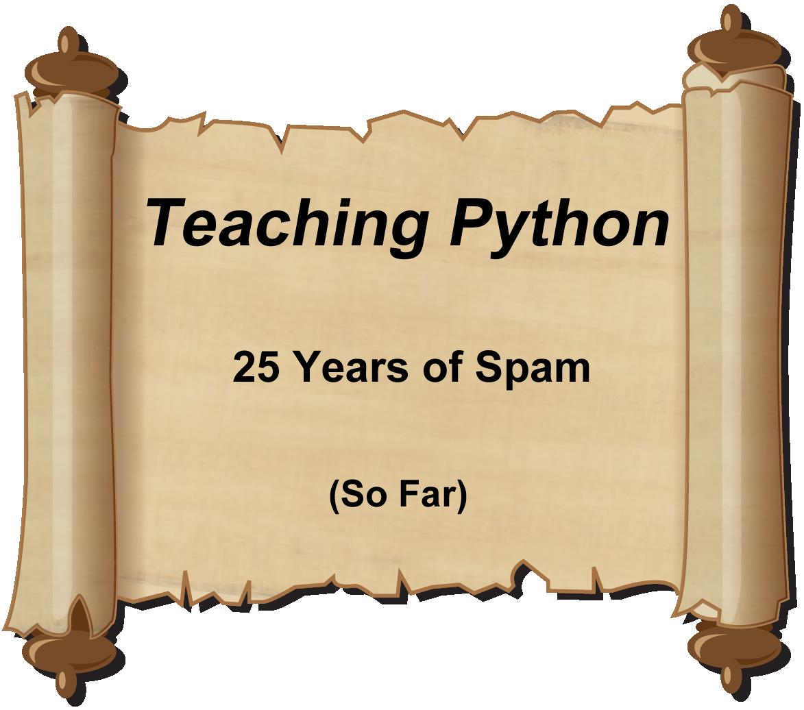 Teaching Python by Mark Lutz